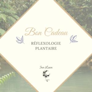 Bon Cadeau Séance de Réflexologie Plantaire
