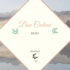 Bon Cadeau Séance de Reiki