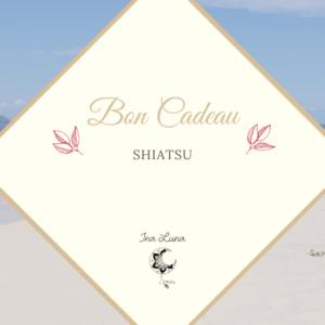Bon Cadeau Séance de Shiatsu