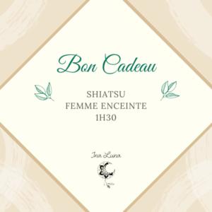 Bon Cadeau Séance Femme Enceinte